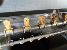Форсунки охлаждения  для экструзионных трубных линий