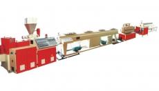Экструзионная линия производства труб ПВХ